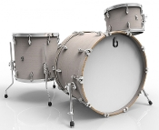 "British Drum Co ""Legend Club 20"" 3-piece, Whitechapel"
