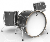 "British Drum Co ""Legend Club 22"" 3-piece, Night Skye"