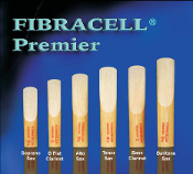 Fibracell Premier Synthetic Bb Clarinet Reeds