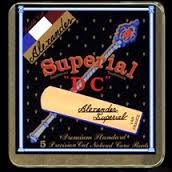 Alexander Superial DC Bb Clarinet Reeds